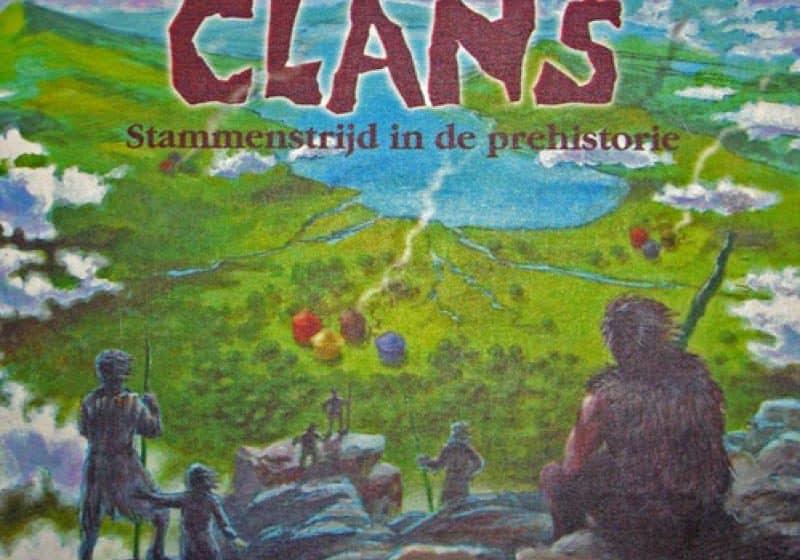 Clans gemaakt door Leo Colovini