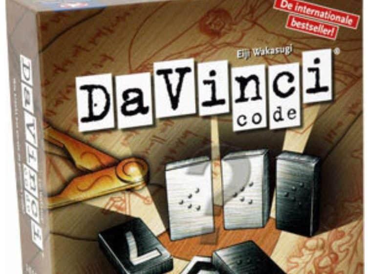 Da Vinci Code Identity Games