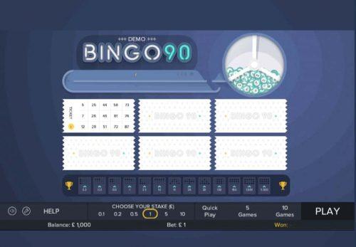 Lekker potje Bing 90 spelen